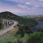 Viaducto sobre el Tajo