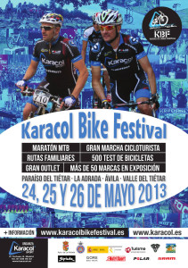 Cartel Karacol Bike Festival